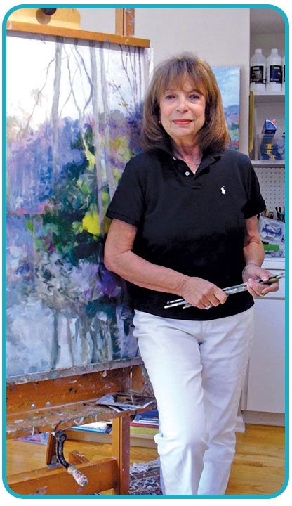 artist ellen diamond featured in jacksonville fl news