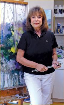ellen diamond artist and instructor